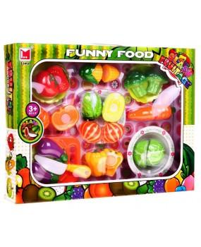 Set na krájanie ovocia a zeleniny